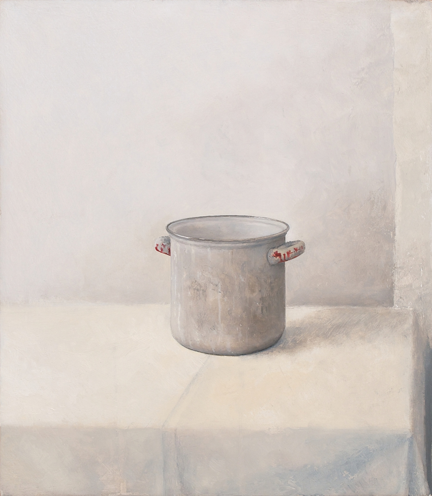 [P99] 05/07 Still-life with Studio Gesso Pot