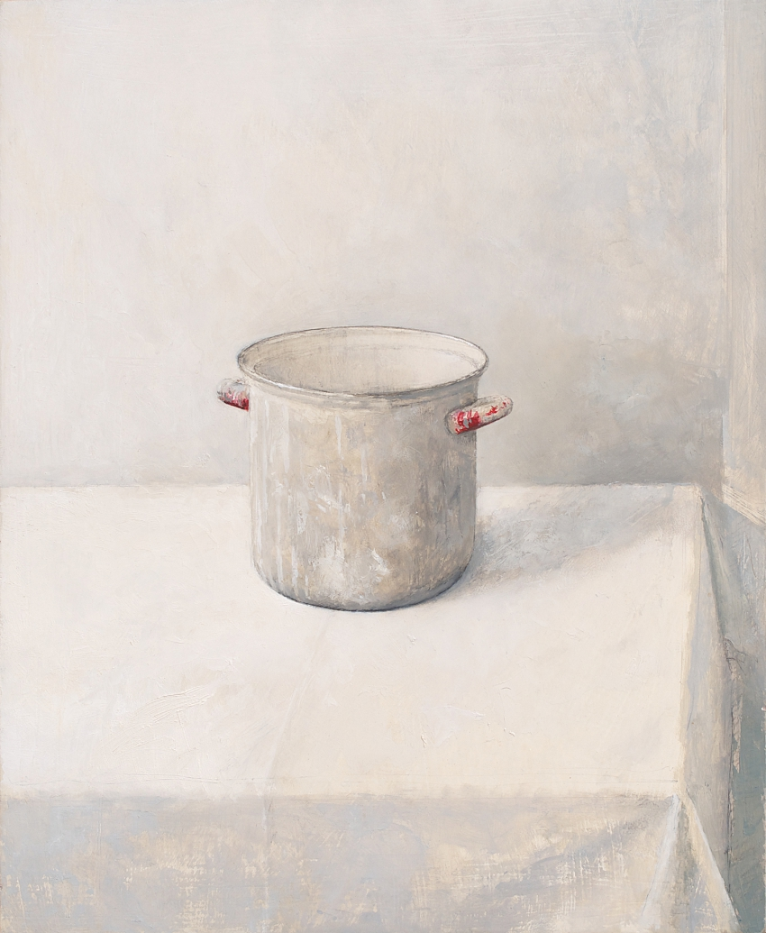 [P96] 06/06 Study for Still-life with Studio Gesso Pot