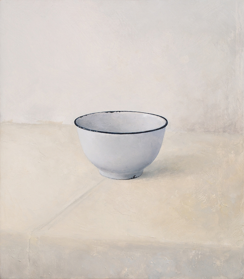 [P98] 12/06 Study for Still-life with Enamel Bowl