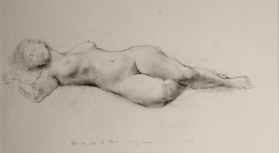Reclining Female (2003)