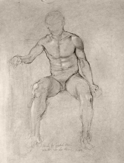 Seated Male (2008)