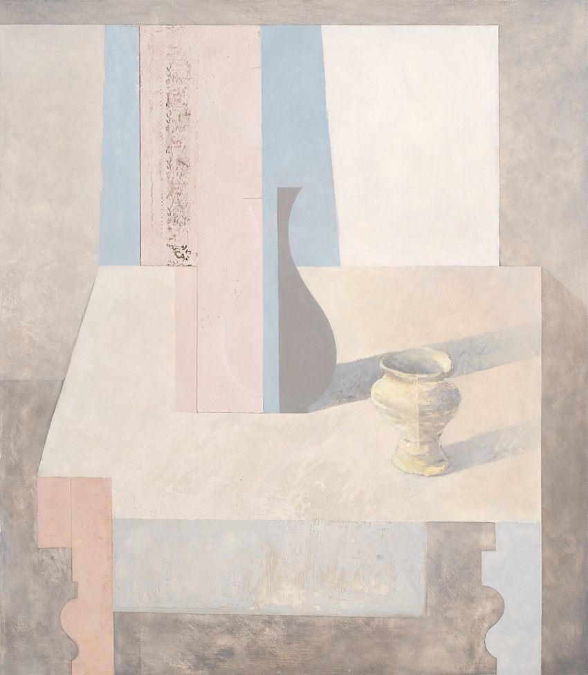 [P119] 07/13 Still-life with Metronome and Vase