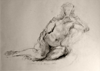 Study for Female Nude (2000)